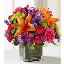 D2-5189 The FTD Birthday Cheer Bouquet