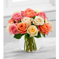 E9-4817 The Sundance Rose Bouquet by FTD - VASE INCLUDED